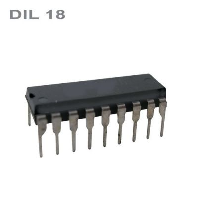PIC16F628A-I/P DIL18 IO