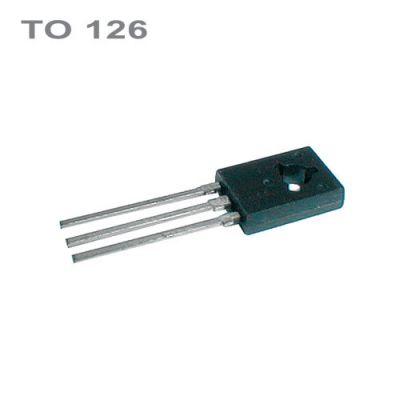 Tranzistor BD681 NPN-Darl 100V,4A,40W,3MHz TO126