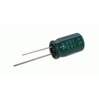 Kondenzátor elektrolytický 2M2/100V B41