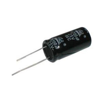Kondenzátor elektrolytický 470M/100V 16x32-7.5 rad.C