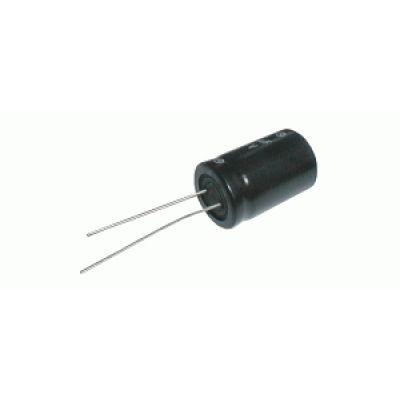 Kondenzátor elektrolytický 2G2/35V 16x22-7.5 105*C rad.C