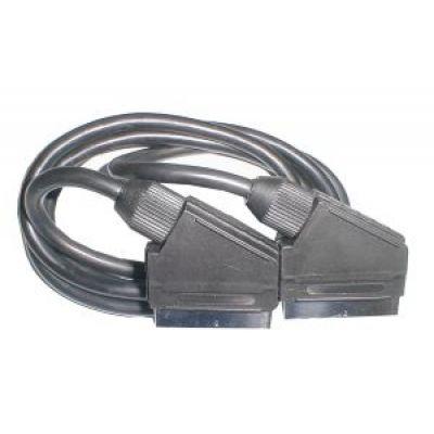 Kábel SCART/SCART 21PIN 5m