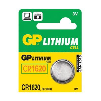Batéria CR1620 GP lítiová