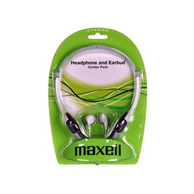 Slúchadlá Maxell 303463 Combo Pack HPC2