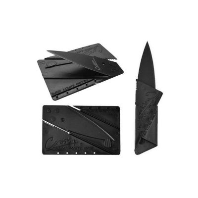 Nôž v kreditke 4L