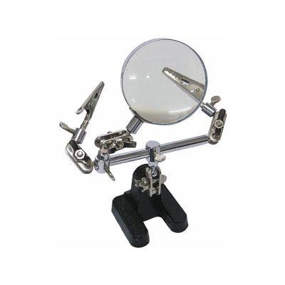 Tretia ruka ZD-10D s lupou