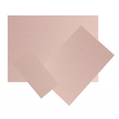 Cuprextit 160x100x1,5 jednovrstvový