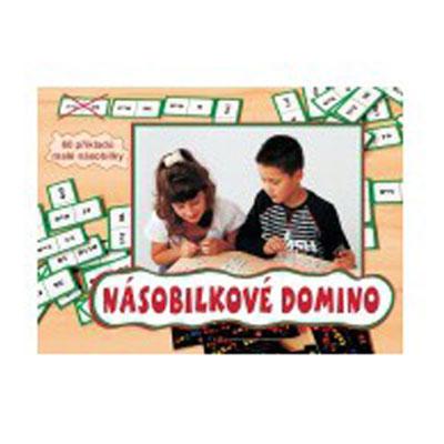 Hra vzdelávacia Domino násobilkové