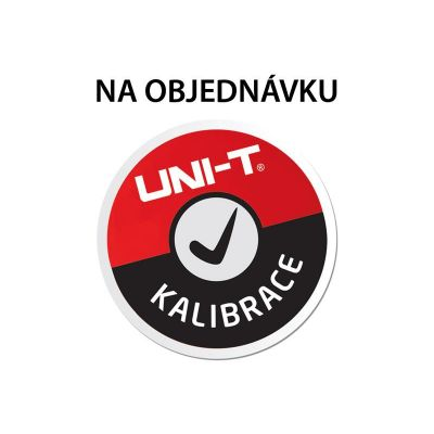 Kalibrácia UNI-T UT526