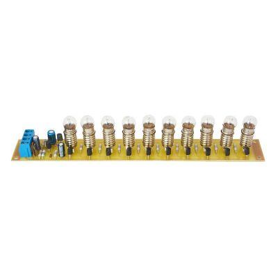 Stavebnica PT013 Žiarovkový indikátor vybudenia – RETRO EDÍCIA