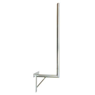 Anténny držiak 35 na stenu sa vzperou priemer 42mm výška 116cm žiar.