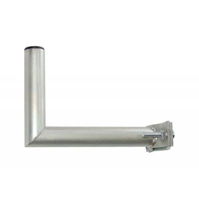 Anténny držiak 35 na stožiar s vlnkou priemer 42mm výška 16cm žiar.